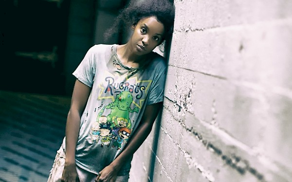 Ayesha Jordan as THE GIRL