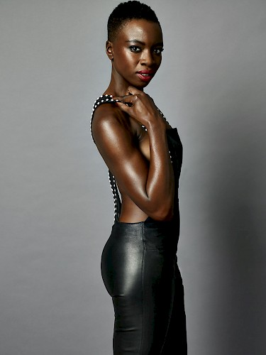 Danai Gurira, Photography by Patric Shaw