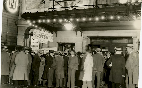 The night Hewlett Tarr was murdered, 1933 (SAN FRANCISCO HISTORY CENTER, SAN FRANCISCO PUBLIC LIBRARY)