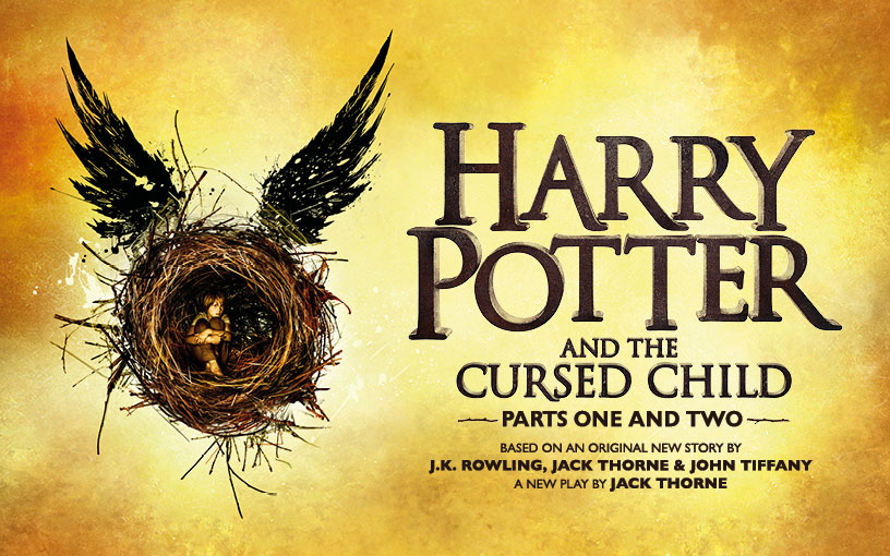 Harry Potter and the Cursed Child at Curran